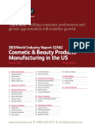 32562 Cosmetic & Beauty Products Manufacturing in the US Industry Report[1] (1)
