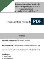 Presentación Cárceles en Chile