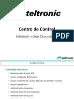 01 Centro de Control - Administracion Cecoco Web