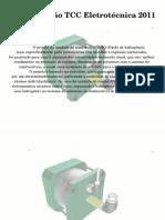 apresentação tcc eletrotecnica