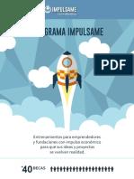 Programa Impulsame crowdfunding
