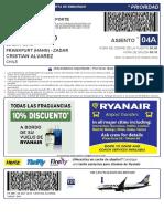 RyanairBoardingPass YJ6JUF HHN ZAD