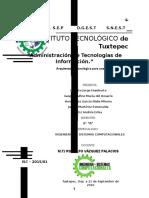 Arquitectura Tecnológica Para Una Organización.