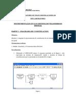 Lab 3ero Diagrama Constelacion, Del Ojo y BER