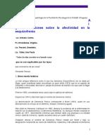 Revista Del Área de Psicopatología de La Facultad de Psicología de La UdelaR