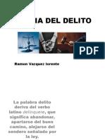 2DO.PACIAL TEORIA DEL DELITO-ALUMNOS (Ramon Vazquez Lorente).pptx