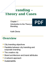 Chapter 1 Introduction to the Theory of City Branding