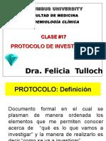 Protocolo investigación