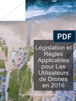Legislation Et Regles Applicables Pour Les Drones en France en 2016!