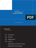 British Airways Brand_guidelines