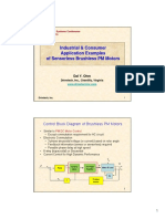 Industrial and Consumer Application Examples of Sensorless Brushless PM Motors-D.Y.ohm
