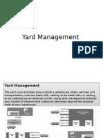 07 Yard Management