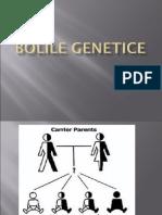 Bolile genetice