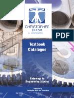 Textbook Catalog