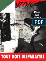 N°1 - Décembre 1990