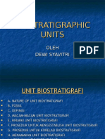 Unit biostratigrafi