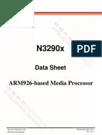 N3290xDataSheetrevisionA5.1