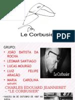 Le Corbusier - Apresentação