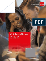 ALP Handbook 2016-17