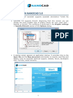 Nano Cad 5 Whats New