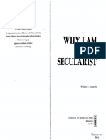 Why I Am Not a Secularist (William E. Connolly)