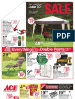 Ace Hardware June 2010 Red Hot Buys