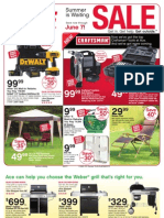 Ace Hardware's Summer is Waiting Sale