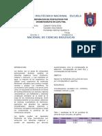 Separacion de Fosfolipidos Por Cromatografia en Capa Fina-e