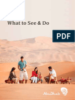 What to See And Do English Abu Dhabi