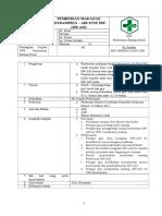 SOP PEMBERIAN MAKANAN PENDAMPING – AIR SUSU IBU (MP-ASI).docx