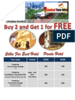 Eflight Hkg Promo (Buy2 Get 1 for Free )