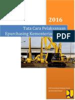 Cara E-Purchasing PUPR