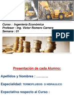 Exposicion Para La Semana 01 - Ingenieria Economica (1)