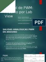 Control de PWM