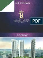 DB CROWN - Prabhadevi
