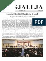 """Gazeta """"Ngjallja"""" Qershor 2016"""