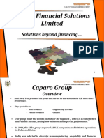 Caparo Financial Profile