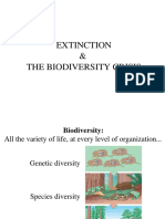 Lect 27 - Extinction & Biodiversity Crisis.ppt