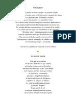 Poemas Cortazar
