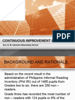 CONTINUOUS IMPROVEMENT PROJECT.ppt