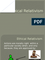 Ethical Relativism (Aparil)