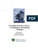 25 Personality Disorders