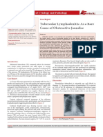 Tubercular Lymphadenitis