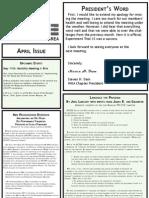 Incose Wma April 2010 Issue