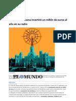 Manuela Carmena Invertirá Un Millón de Euros Al Año en Su Radio _ Madrid Home