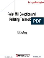Pellet Mill Selection and Pelleting Technology