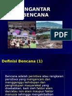 Bencana Edit