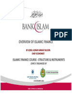 Overview Of Islamic Finance