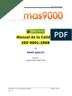 Manual de Calidad ISO