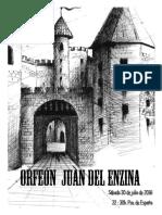 Programa Medieval 2016